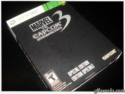 MvC3 - Edition Speciale - 01