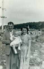 Image titled Douglas H, Jenny & Glenn McCreath 1957