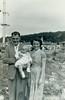 Douglas H, Jenny & Glenn McCreath 1957