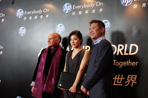 Jos Brenkel, Guo Jing Jing and Robin Seow