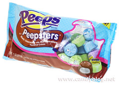 Peeps Peepsters Dark Chocolate Cremes