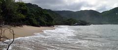 Playa Nudista / Boca del Saco (ritacuba) Tags: parque beach del de cabo san colombia paradise juan natural playa nudist tayrona boca saco nacional paraso gua nudista