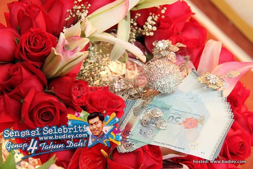 Majlis Akad Nikah Siti Sarah & Shuib