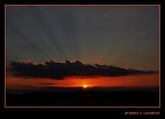 Sabadell, 23 Octubre 2010, 18:43 (Perikolo) Tags: sunset sol atardecer puesta posta sabadell capvespre