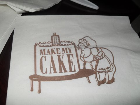 Meetup at Make My Cake