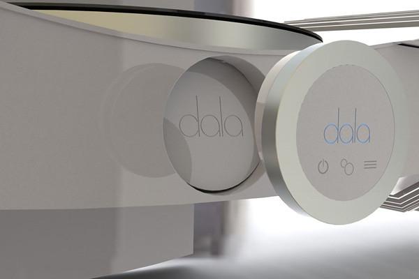 Dala Vinyl Player