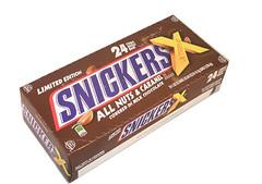 extreme snickersallnutscaramel