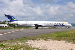 Insel Air - McDonnell Douglas (Douglas) MD-82 (DC-9-82) - PJ-MDC - Princess Juliana International Airport (SXM) - St. Maarten - October 3, 2010 1 192 RT CRP (TVL1970) Tags: airplane geotagged saintmartin nikon aircraft aviation stmartin maddog dac douglas stmaarten sxm airliners alitalia sintmaarten netherlandsantilles pw dc9 douglasdc9 mcdonnelldouglas prattwhitney super80 md80 tncm mahobeach princessjulianainternationalairport gp1 d90 md82 dc982 mcdonnelldouglasmd82 douglasaircraft princessjulianaairport nikond90 jt8d douglasaircraftcompany inselair idavm nikkor18105mmvr 18105mmvr nikongp1 douglasdc982 jt8d217 super82 pjmdc n434ag