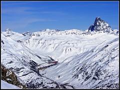 Desde la Tuca (Patataasada) Tags: españa snow france mountains landscape spain nieve paisaje mount pico midi montañas pirineo tuca francias aragón candanchú pirineoaragonés astún mididossau tucablanca
