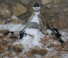 2nd Annual Tactical Snowman Entry 04
