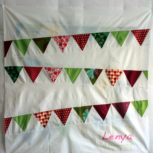 baby bunting quilt #2.