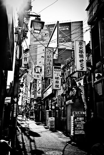 Shinjuku by Atom Malchick