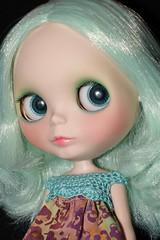 Dragonfly Dreams Custom #9 ~ Blue Eyes