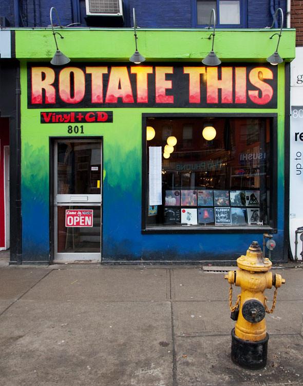 Rotate This - Toronto