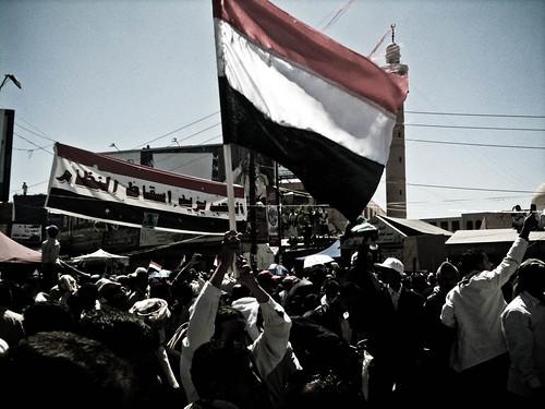 Proteste Jemen