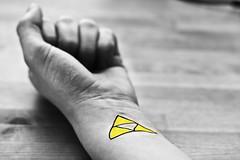 Triforce (bergman.karin91) Tags: tre legendofzelda triforce fotosondag fs110306 trekraft