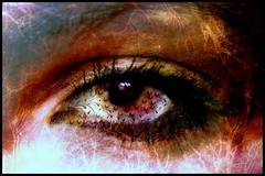 Eyes crations (Audrey Lambert) Tags: art texture me composition photoshop painting photo eyes magic oeil creation montage effect myeyes beautifull regard effet