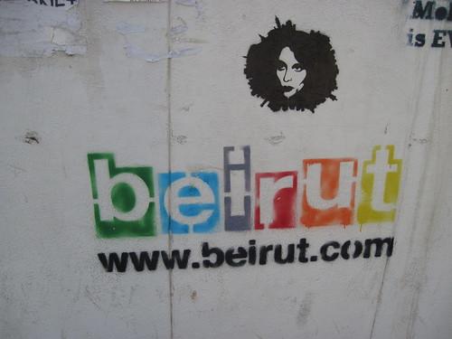 Beirut Graffiti