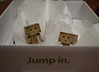 (greenplasticamy) Tags: japan toy lumix japanese robot amazon mini panasonic cardboard micro 20mm figurine danbo f17 amazoncojp gf1 mft revoltech danboard micro43 minidanboard minidanbo dmcgf1
