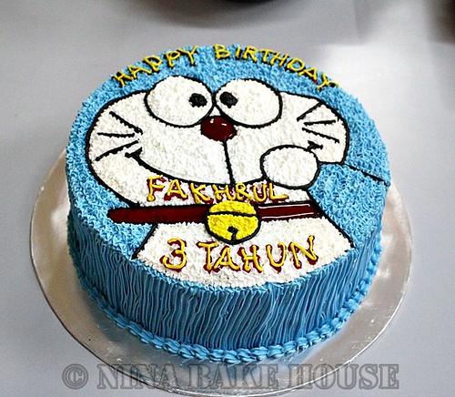 Doraemon Doraemon Cake Style