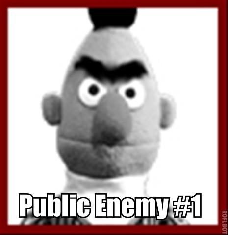 Evil Bert IS