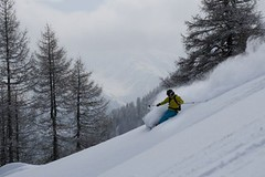 Serfaus–Fiss–Ladis - Hannah SNOWride 2011