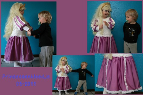 Prinsessenkleedje