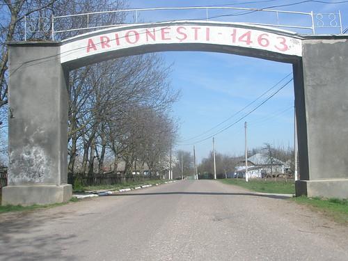 Arionesti