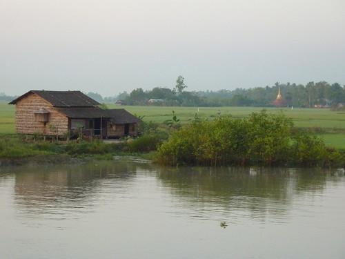 Yangon-Pathein-Bateau-Villages (13)