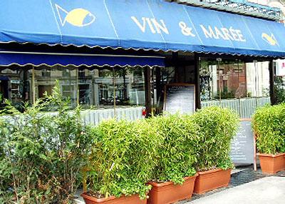 Vin et Marée: le restaurant spécialiste de la mer dans le 11e arrondissement