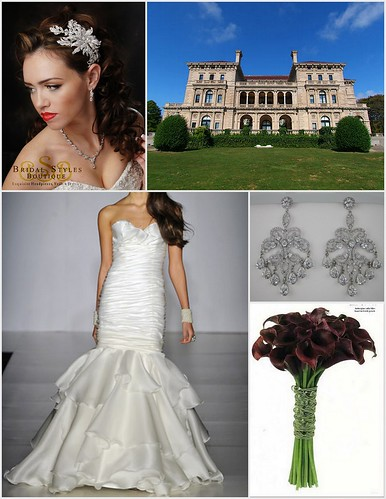 Modern, Traditional Bridal Style