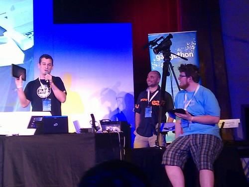Gadgethon at Stream Asia 2011