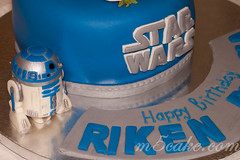 Star Wars Cake - 5