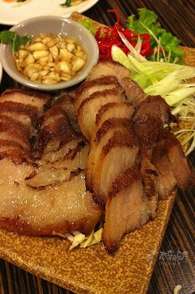 爆炒山豬肉