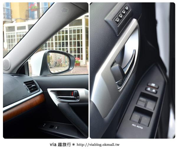 【體驗試乘】和Lexus CT200h來趟台中小旅行~拜訪台中市新景點!9