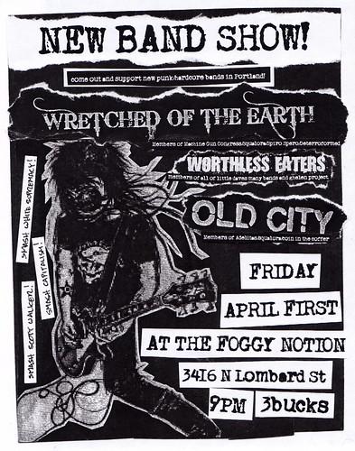 april first show