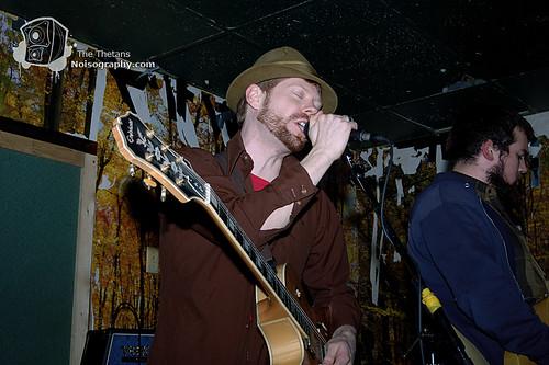 The Thetans - March 10th 2011 - Gus' Pub - 07