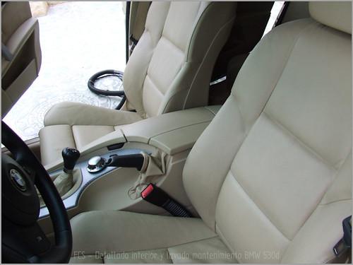 Detallado int-ext BMW 530d e60-08