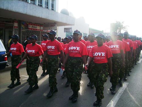 LOVE Condoms March
