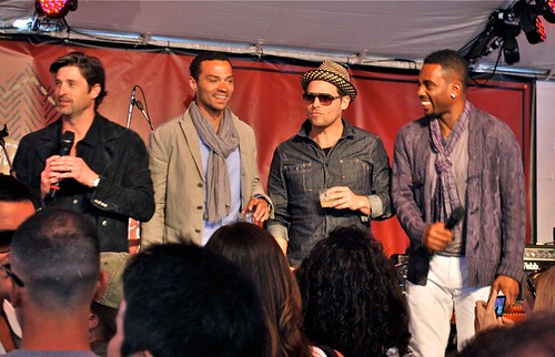 John Varvatos 8th Annual Stuart House Benefit