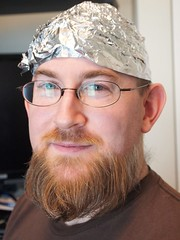 Anti-radiation hat