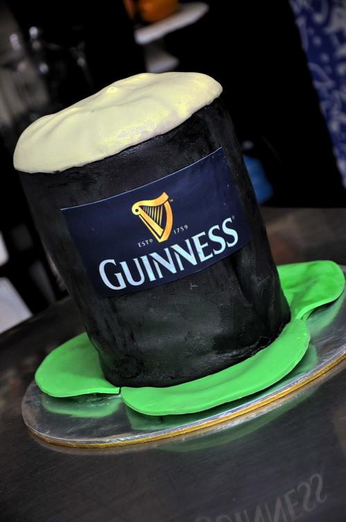 St Patrick Day Cake 1
