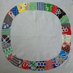 Single Girl Ring (Better Off Thread) Tags: natural denyseschmidt katiejumprope essexlinen singlegirlquilt