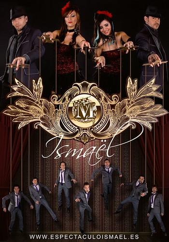 Ismael 2011 - orquesta - cartel