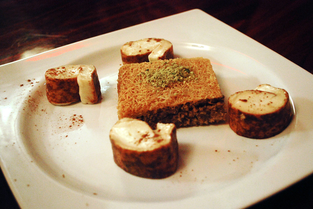IstanbulGrill Dessert