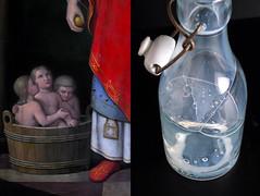 Lait d'abbesse (cyv2) Tags: painting milk empty poland polska abbess gniew