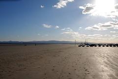 Dollymount Strand (eigjb) Tags: world ireland dublin irish house mountain beach nature strand island pigeon tide bull sugarloaf wicklow tidal chimneys bullisland dollymount ringsend