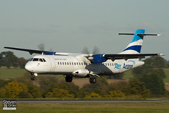 EI-REH - 260 - Aer Arann - ATR ATR-72-201 - Luton - 101025 - Steven Gray - IMG_4151