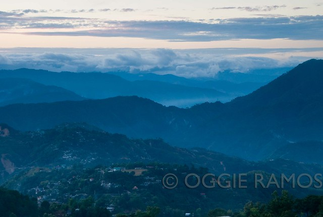Baguio - Mines View Park Morning Blues