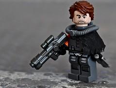 Preview? (The Chef!) Tags: lego zombie space bap chef slayer outcast brickarms brickforge